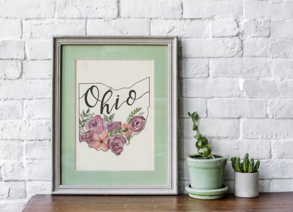Floral Ohio