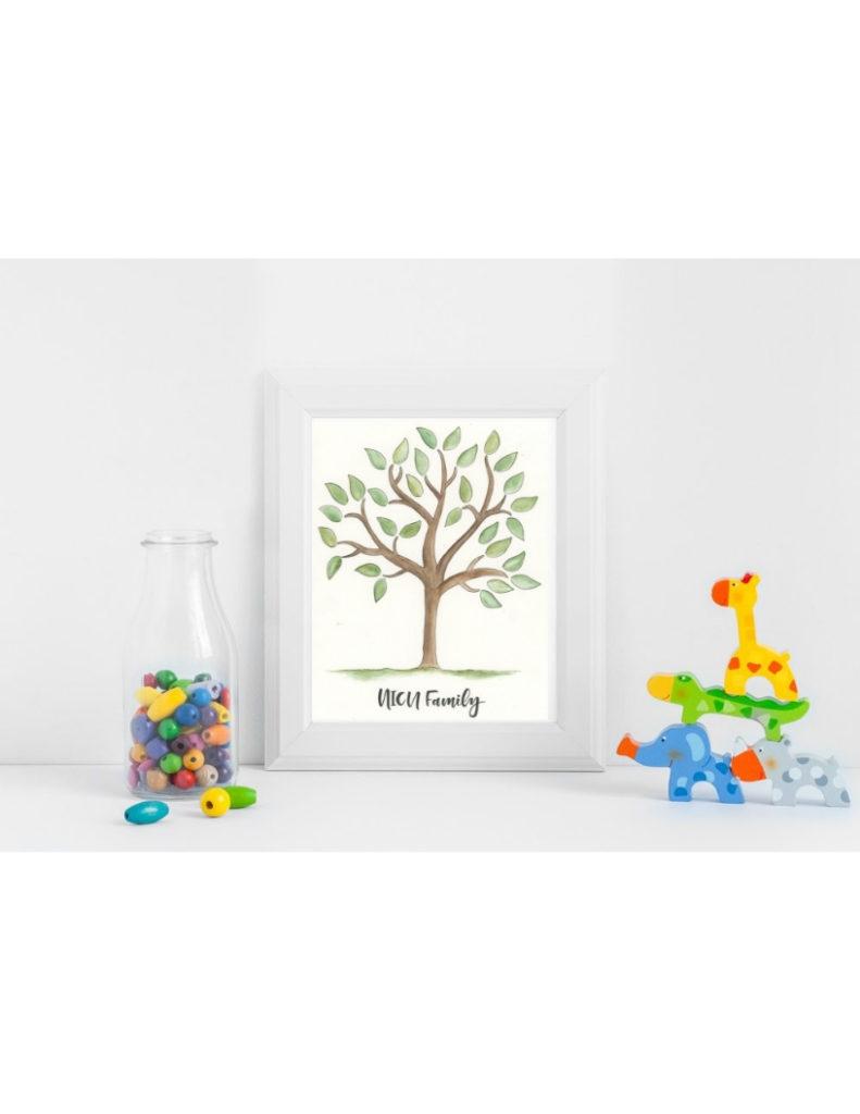 Tree NICU Poster